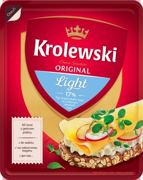 Krolewski Light Plátky